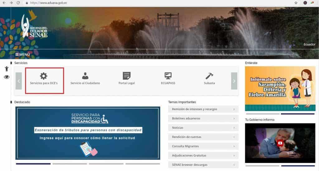 servicios-para-oces-como-saber-los-requisitos-de-importacion-en-ecuador