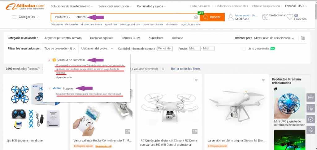 proveedor-de-drones-bueno-de-alibaba